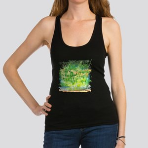 Lost become the light finale Racerback Tank Top