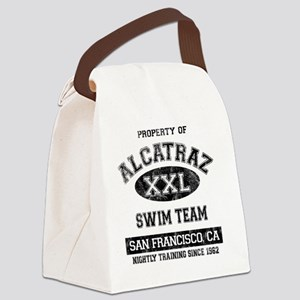 alcatraz Canvas Lunch Bag