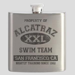 alcatraz Flask