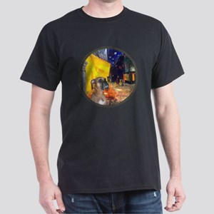 R-Cafe - Boxer (D) Dark T-Shirt