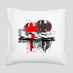 Lost Remember the Others Square Canvas Pillow