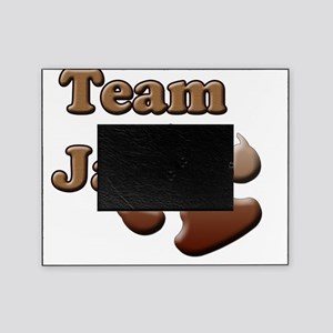 team jacob with paw 2 copy Picture Frame