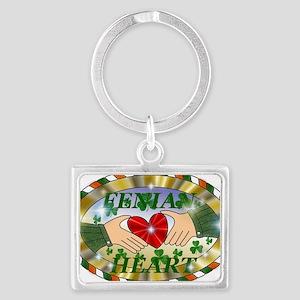 FENIAN HEART Landscape Keychain