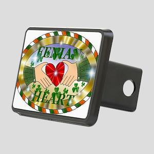 FENIAN HEART Rectangular Hitch Cover
