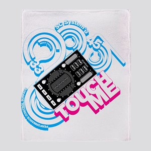 Stanton Touch Me Throw Blanket