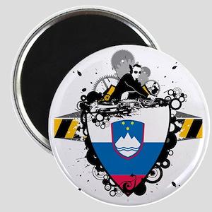 djSlovenia1 Magnet