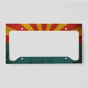 vintagearizona2 License Plate Holder