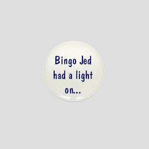 Bingo Jed Mini Button