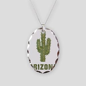 arizona16 Necklace Oval Charm
