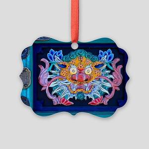 dragon drawer door Picture Ornament