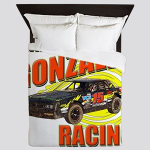D56 - Marvin Gonzales - Street Stock Queen Duvet