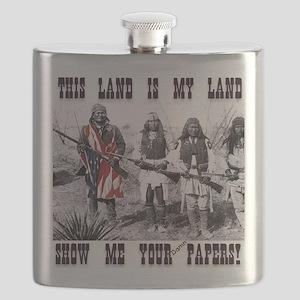 MyLandX Flask