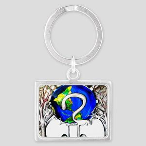 2010 2 Landscape Keychain