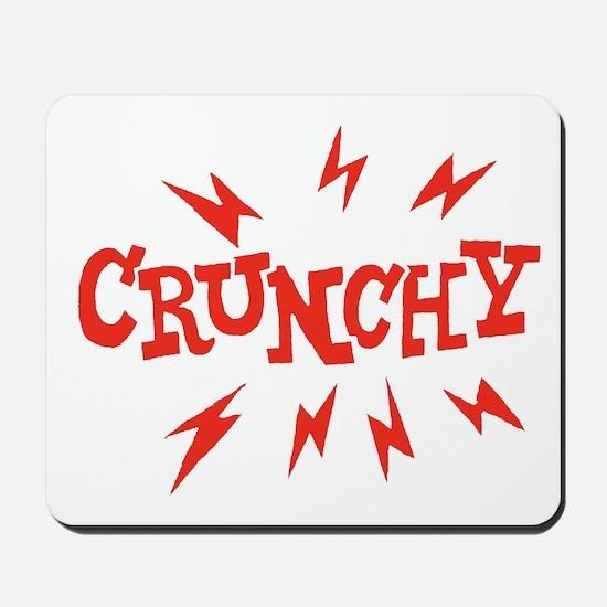 crunchy_reverse Mousepad