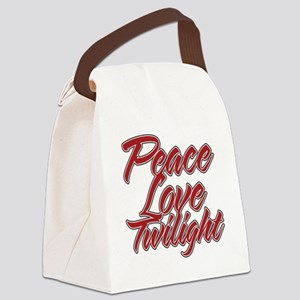 eclipse6 Canvas Lunch Bag