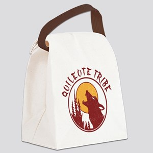 eclipse7 Canvas Lunch Bag