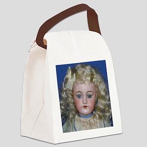 mousepad_portrait_jumeau_no15 Canvas Lunch Bag