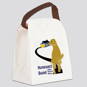 HBGRR-logo new larger Canvas Lunch Bag