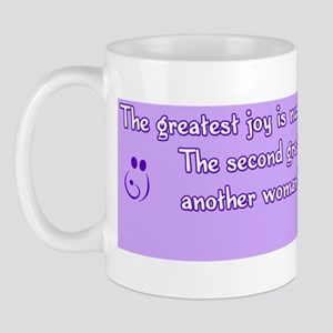Greatest_Joy_bckgrnd Mug