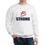 B Strong Sweatshirt