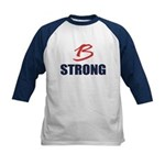 B Strong Baseball Jersey