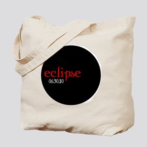 eclipse moon Tote Bag