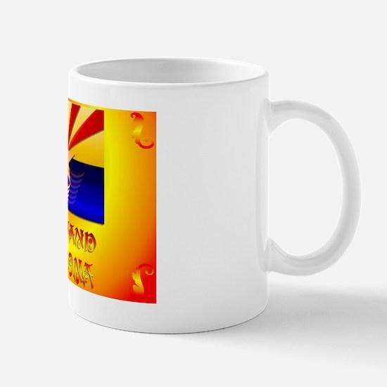 Stand With Arizona-Yardsign Mug