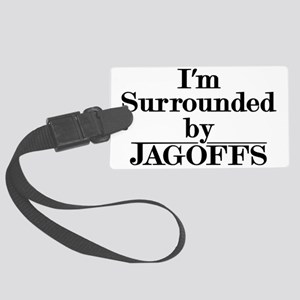 Jagoffs Large Luggage Tag