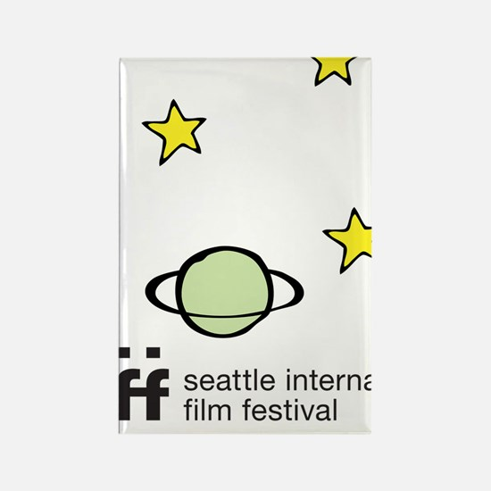 SIFF10_T-Shirt_06a Rectangle Magnet