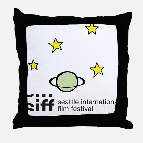 SIFF10_T-Shirt_06a Throw Pillow