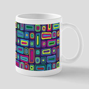 Mid Century Rectangles Mugs
