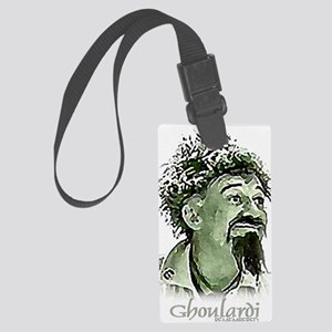 GhoulardiRemembered Large Luggage Tag