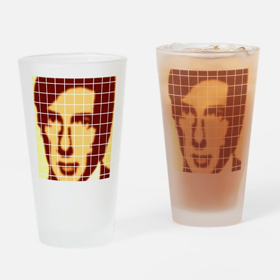 lennnyc2grid Drinking Glass