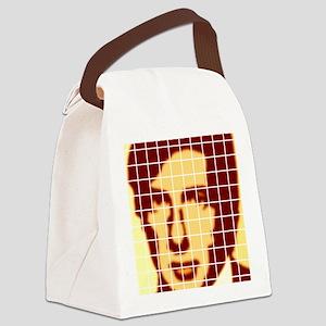 lennnyc2grid Canvas Lunch Bag