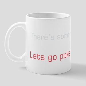 pokestick-dark3 Mug