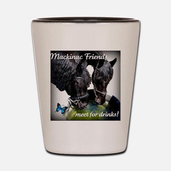 horsedrinks3 Shot Glass