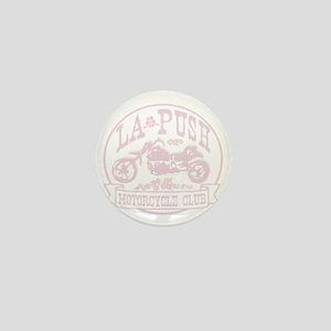 lapush cycles LIGHTpink Mini Button