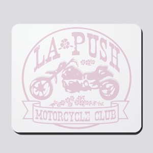 lapush cycles LIGHTpink Mousepad