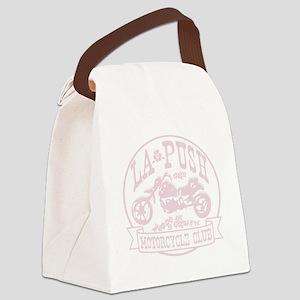 lapush cycles LIGHTpink Canvas Lunch Bag