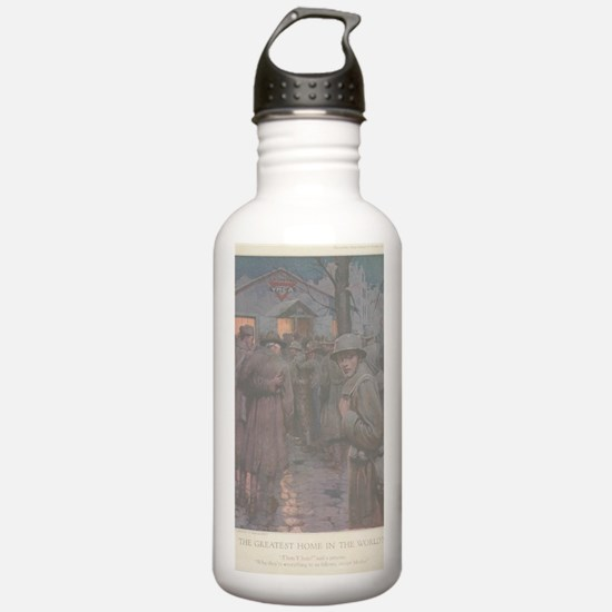 Americana Engraving YM Water Bottle
