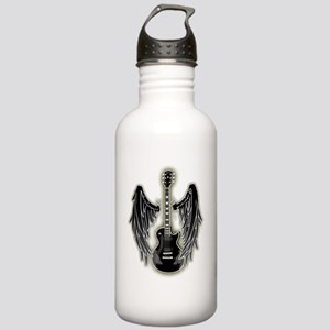 Guitar-000002 Stainless Water Bottle 1.0L