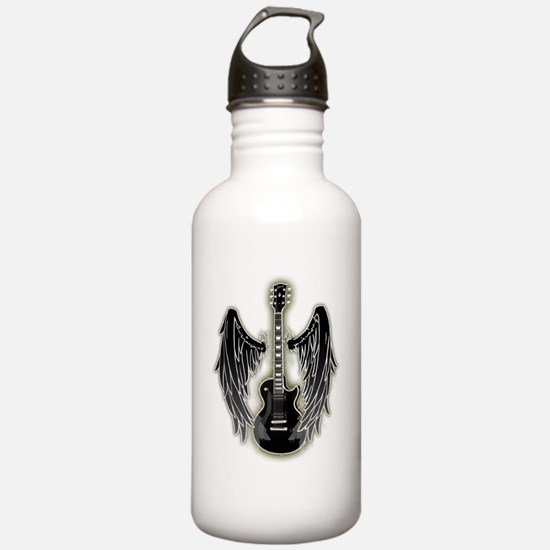 Guitar-000002 Water Bottle