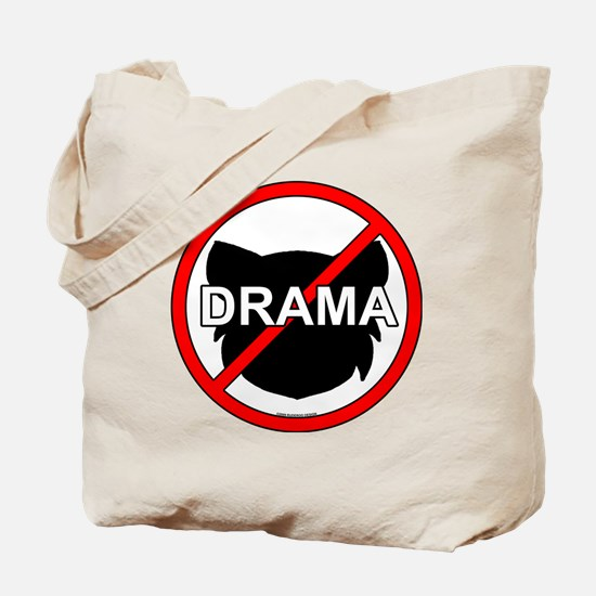 BAN Furry Drama Tote Bag
