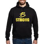 B Strong Hoodie