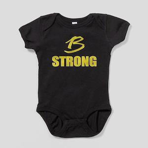 B Strong Baby Bodysuit