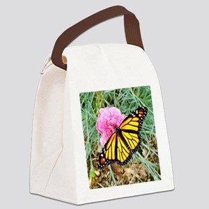 Monarch Butterfly Coasters, Keeps Canvas Lunch Bag