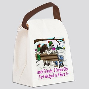 3BF mousepad Canvas Lunch Bag