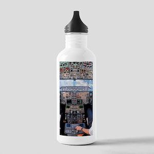 DSC_0231 Stainless Water Bottle 1.0L