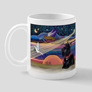 XmasStar/Scottie (#6) Mug