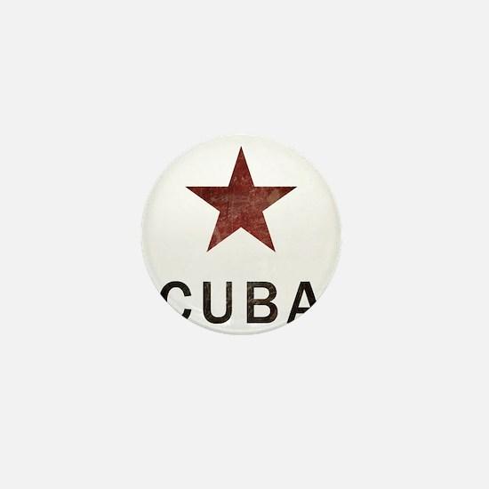 vintageCuba6 Mini Button